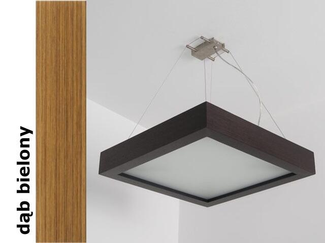 Lampa sufitowa MOA 50 dąb bielony 8647H208 Cleoni