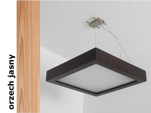 Lampa sufitowa MOA 40 orzech jasny 8649A4210 Cleoni