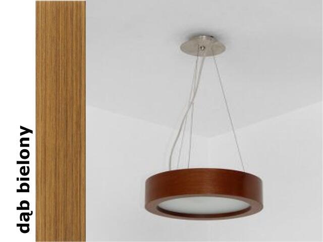 Lampa sufitowa LUKOMO 43 średnia dąb bielony 8655A3208 Cleoni