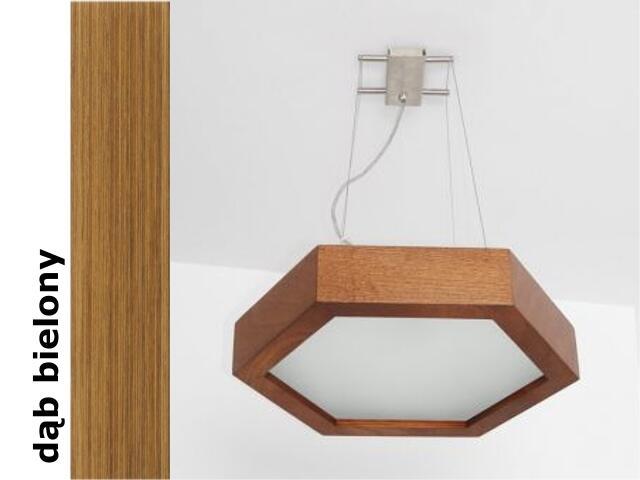 Lampa sufitowa PINO 38 dąb bielony 8703A3208 Cleoni
