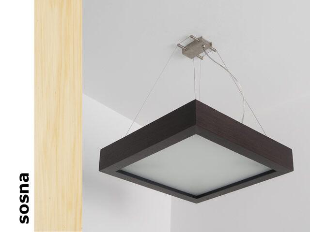 Lampa sufitowa MOA 50 sosna 8647A4201 Cleoni