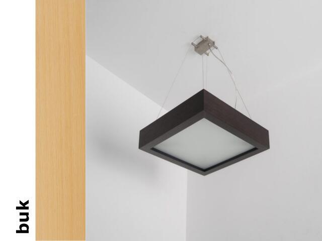 Lampa sufitowa MOA 50 buk 8647H202 Cleoni