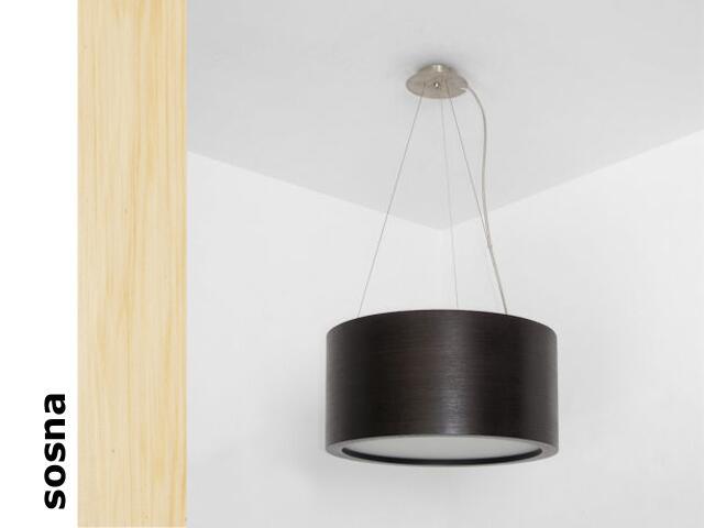 Lampa sufitowa LUKOMO 35 duża sosna 8663A2201 Cleoni
