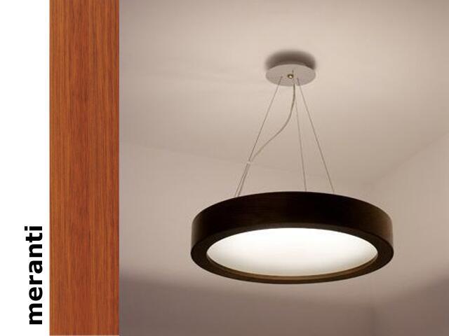 Lampa sufitowa LUKOMO 30 niska meranti 8665A1203 Cleoni