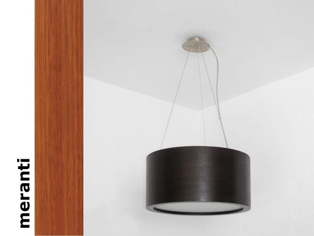 Lampa sufitowa LUKOMO 30 wysoka meranti 8699A1203 Cleoni