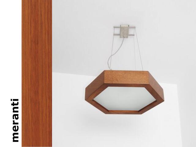 Lampa sufitowa PINO 38 meranti 8703A3203 Cleoni