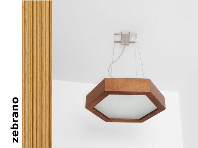 Lampa sufitowa PINO 38 zebrano 8703A3205 Cleoni