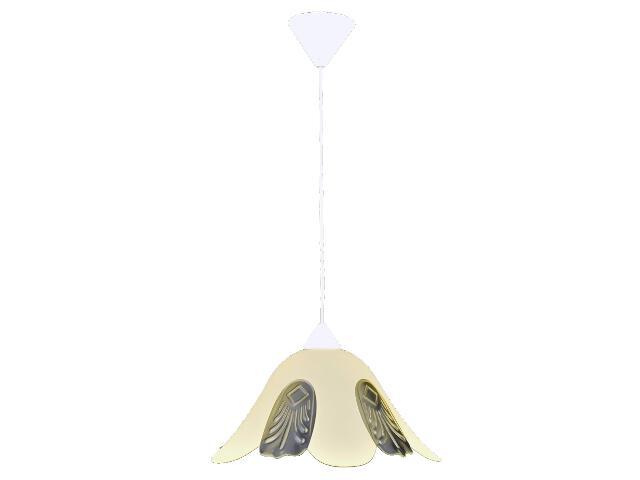 Lampa wisząca Anabel 1 płomienna KB007 D380 F42 Lumen Light
