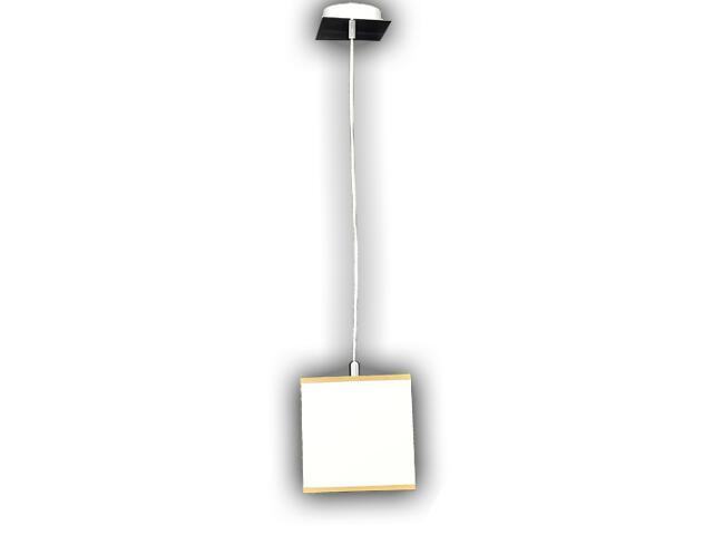 Lampa wisząca Adam 1 płomienna LPS001-16A Lumen Light