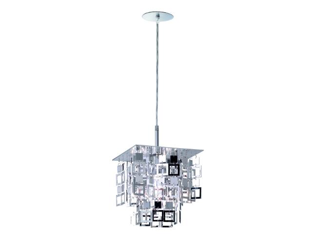 Lampa sufitowa Quadrato 1xE27 60W R11441106 Reality