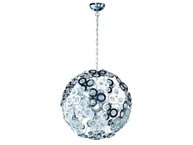 Lampa sufitowa Aixa 5xE14 40W 309400506 Reality