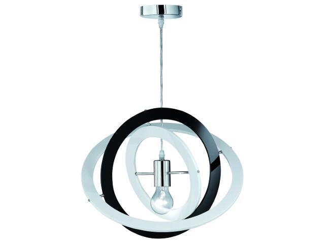 Lampa sufitowa Saturn 1xE27 60W R30080101 Reality