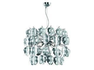 Lampa wisząca Asteria 4xE14 40W 309800505 Reality