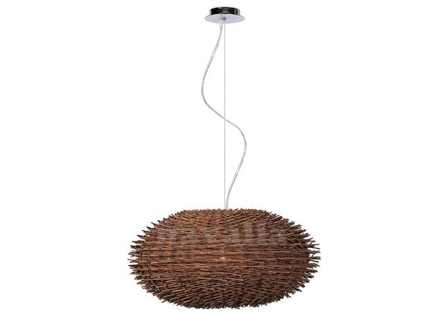 Lampa wisząca Benissa E27 76354/60/43 Lucide