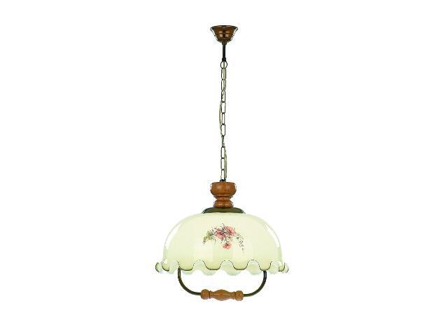 Lampa wisząca KUCHNIA WŁOSKA 1xE27 60W 110 Alfa