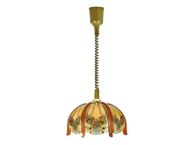 Lampa wisząca JASKÓŁKA Ś 1xE27 60W 670 Alfa