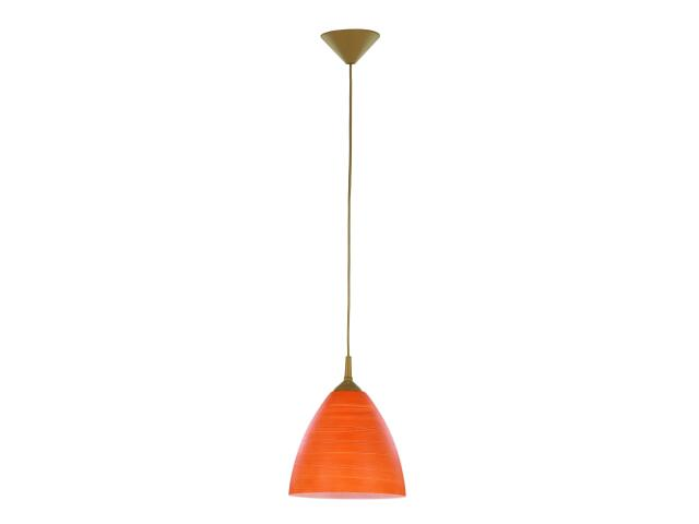 Lampa wisząca AKWARELKA 1xE27 60W 1611 Alfa
