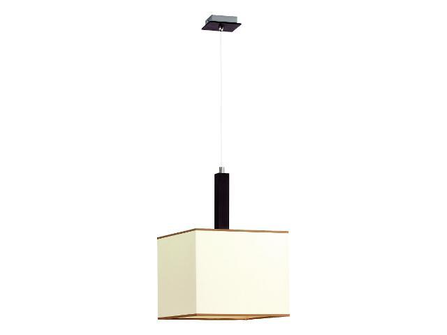 Lampa wisząca EWA VENGE 1xE27 60W 10331 Alfa