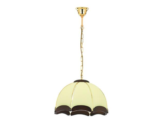 Lampa wisząca SIKORKA VENGE Ś 1xE27 60W 11502 Alfa