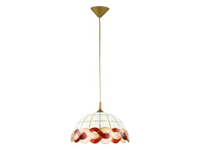 Lampa wisząca ARANA 1xE27 60W 12636 Alfa