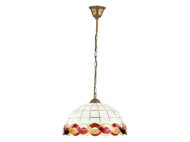 Lampa wisząca ARANA 1xE27 60W 12637 Alfa
