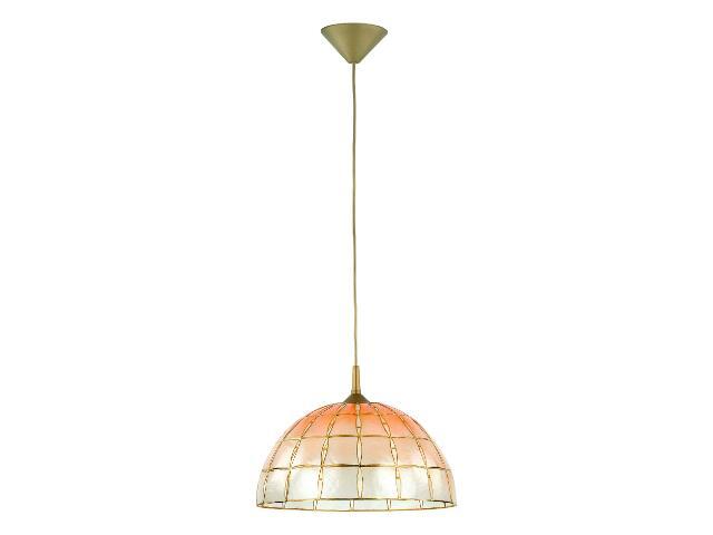 Lampa wisząca SOLE 1xE27 60W 12641 Alfa