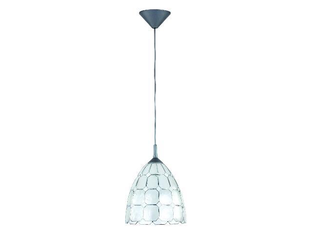 Lampa wisząca CAMPANA 1xE27 60W 12646 Alfa