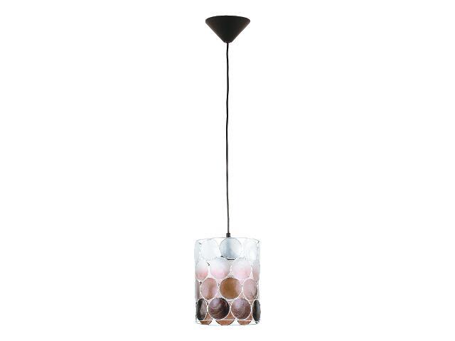 Lampa wisząca CIRCOLO 1xE27 60W 12651 Alfa