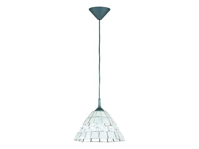 Lampa wisząca MAZZO 1xE27 60W 12655 Alfa