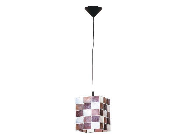 Lampa wisząca QUADRO 1xE27 60W 12661 Alfa