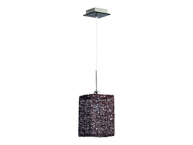 Lampa wisząca ABAKA VENGE 1xE14 40W 13641 Alfa