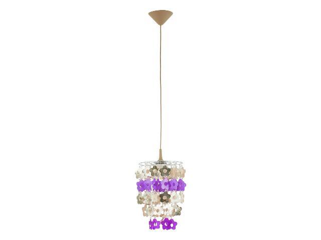 Lampa wisząca CONCHA 1xE27 60W 13811 Alfa