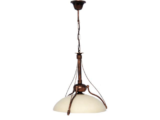 Lampa wisząca Galla 1xE27 60W K-1165 Kaja