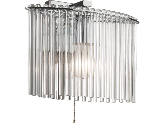 Lampa sufitowa Pati 1xE27 40W K-MA02549W-1 Kaja