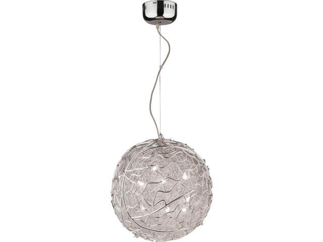 Lampa wisząca Frozen 8xG4 20W K-MA02083C-8 Kaja
