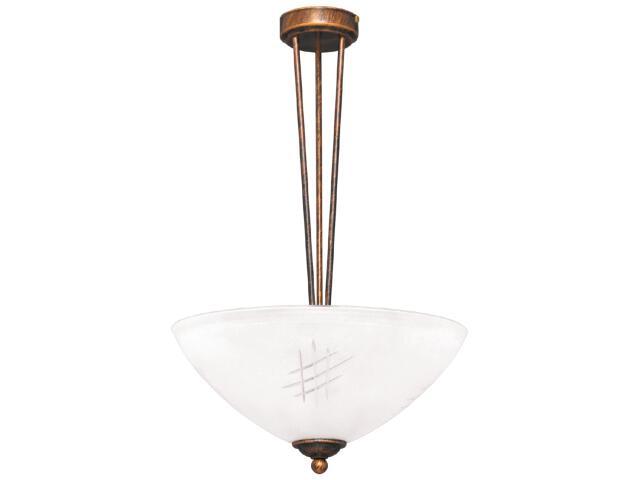 Lampa wisząca Franko 3xE27 60W K-1795 Kaja