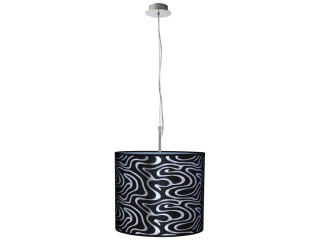 Lampa wisząca Szelia 2xE27 60WK-2641 Kaja