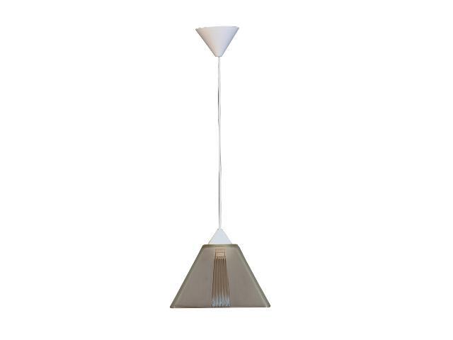 Lampa sufitowa EGIPT biała mat Borex Energy