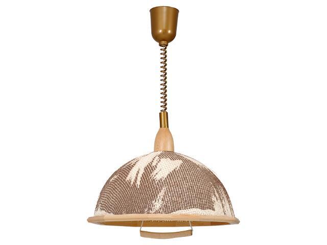 Lampa wisząca EKO nadruk 014/20 Nowodvorski