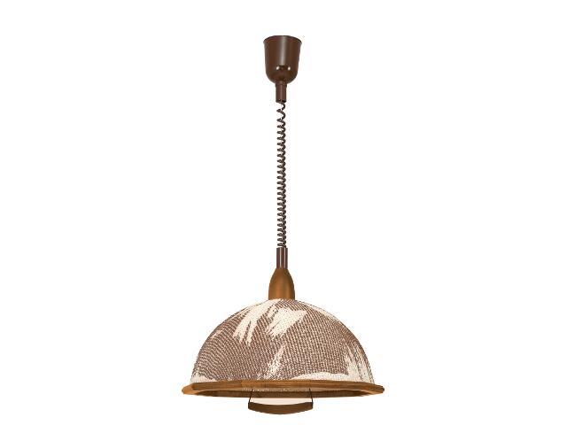 Lampa wisząca EKO nadruk 014/21 Nowodvorski