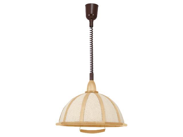 Lampa wisząca EKO plus 015/20 Nowodvorski