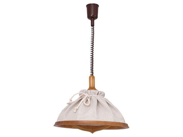 Lampa wisząca EKO tyrol 17 Nowodvorski