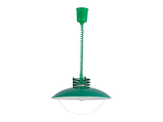 Lampa wisząca UFO zielona 050/12 Nowodvorski