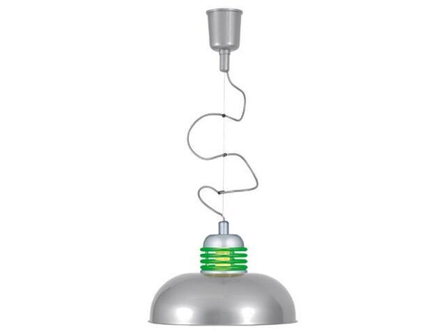 Lampa wisząca MAJORKA zielona 055/12 Nowodvorski
