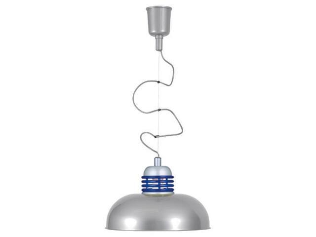 Lampa wisząca MAJORKA niebieska 055/15 Nowodvorski