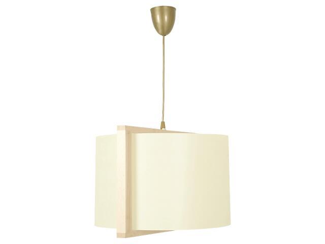 Lampa sufitowa GEO bambus I duża 1082 Nowodvorski