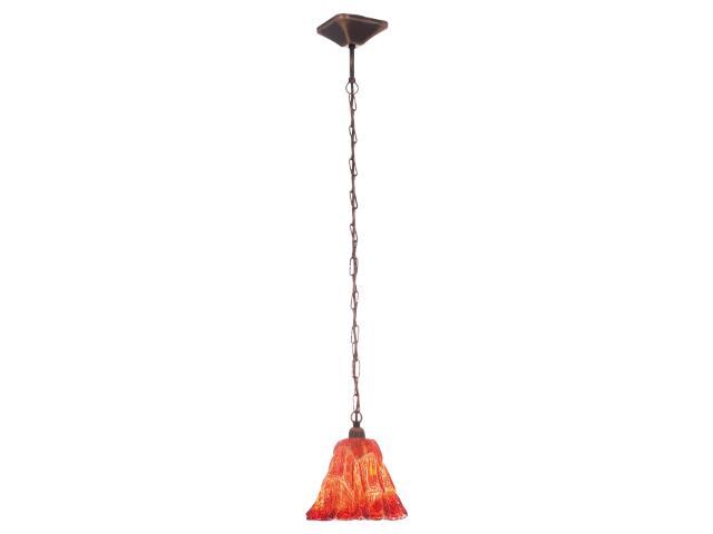 Lampa sufitowa ETNA ROSSO mini 1653 Nowodvorski