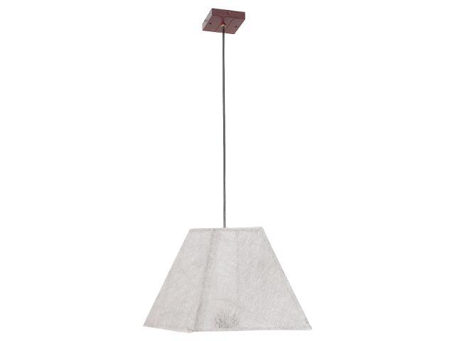 Lampa sufitowa NILS srebrna I duża 1814 Nowodvorski