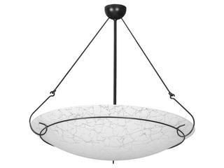 Lampa sufitowa OXEN cracks duża 2390 Nowodvorski