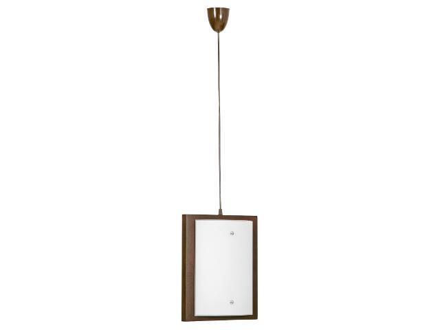 Lampa wisząca QUADRO wenge I 2454 Nowodvorski